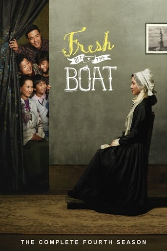 Fresh Off the Boat 4ª Temporada - Poster