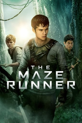 The Maze Runner - I dødens labyrint