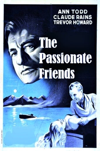 Poster of The Passionate Friends fragman
