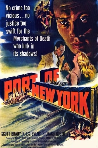Poster of Port of New York