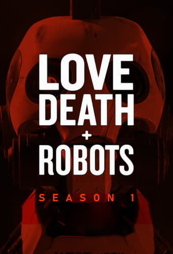 Love, Death & Robots 1ª Temporada - Poster