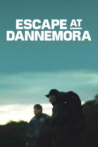 Poster of Escape at Dannemora