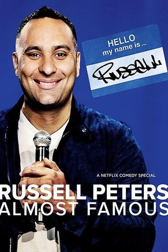 Poster of Russell Peters: Almost Famous