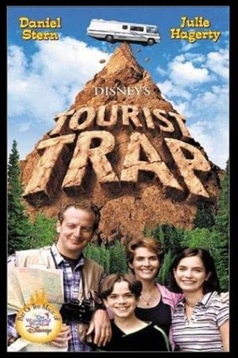 Poster of Tourist Trap