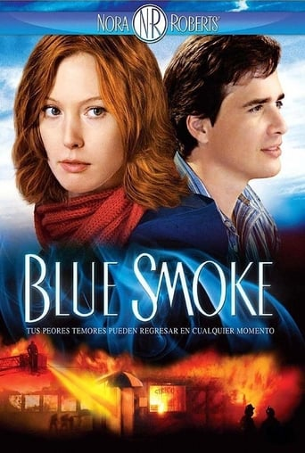 Poster of Nora Roberts' Blue Smoke