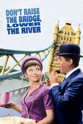 Poster of Don't Raise the Bridge, Lower the River
