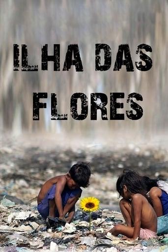 Ilha das Flores - Poster