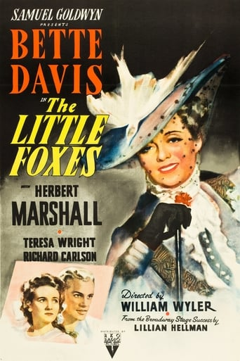 Poster of The Little Foxes