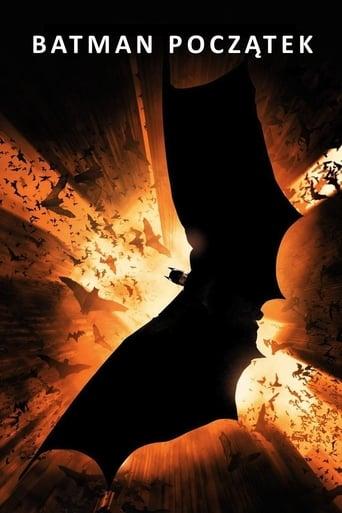 Poster of Batman - Początek