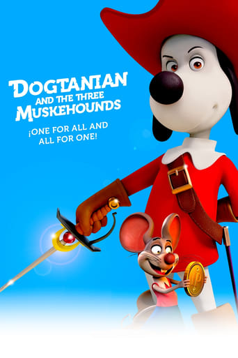 Poster Dogtanian and the Three Muskehounds