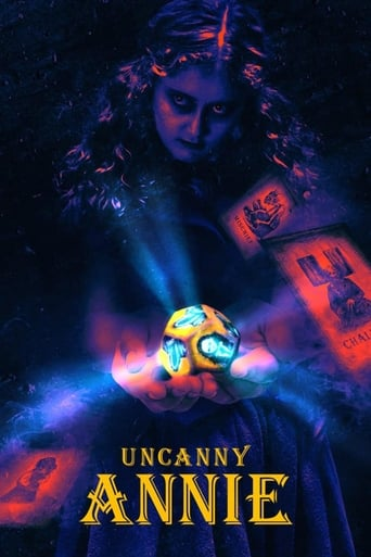 Poster of Uncanny Annie