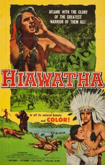 Poster of Hiawatha
