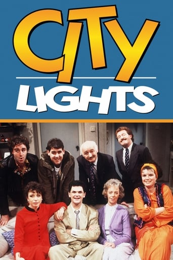 Poster of City Lights