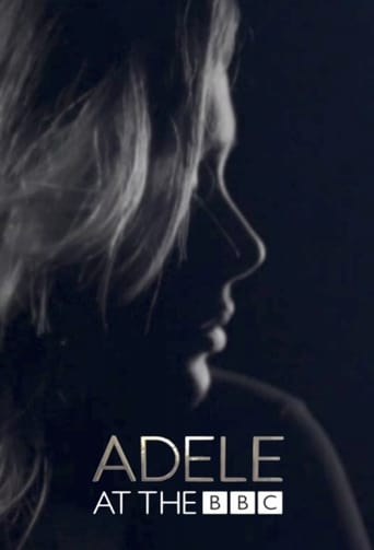 Poster of Adele at the BBC
