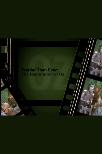 Prettier Than Ever: The Restoration of Oz