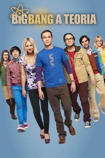 Big Bang A Teoria 8ª Temporada - Poster