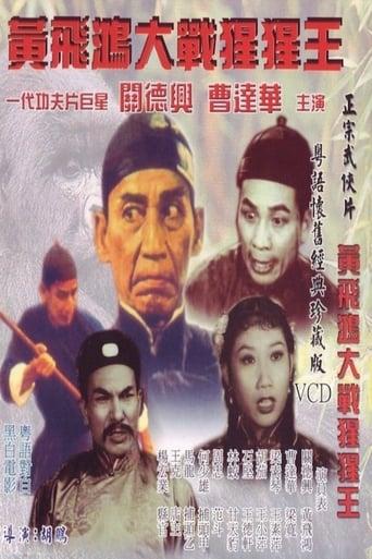 Poster of 猩猩王大戰黃飛鴻