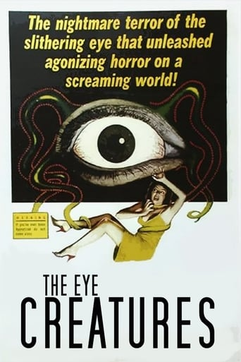 Poster of The Eye Creatures
