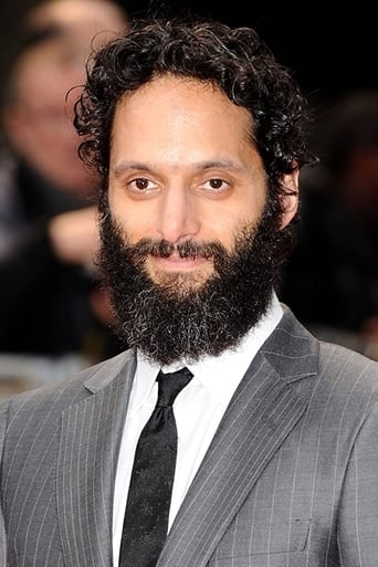Jason Mantzoukas alias Tick Tock Man