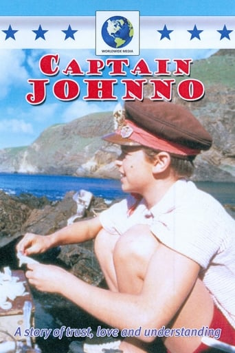 Poster of Captain Johnno