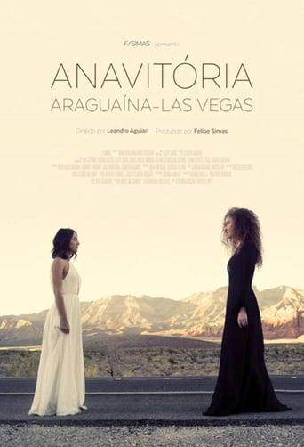 Anavitória Araguaína - Las Vegas - Poster