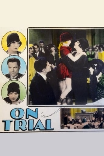 Poster of On Trial