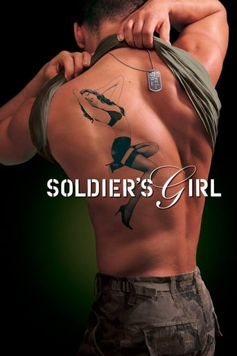 Poster of Soldier's Girl