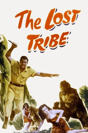 Poster of The Lost Tribe