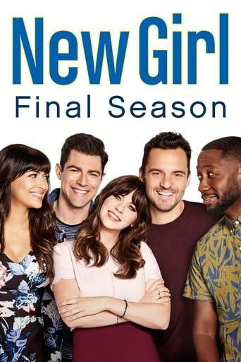 New Girl 7ª Temporada - Poster