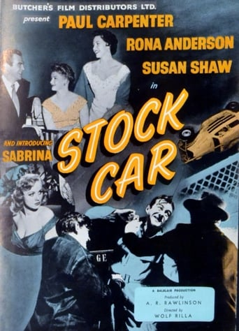 Poster of Stock Car