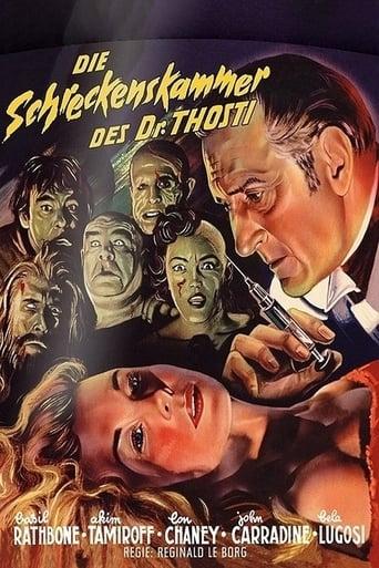 Die Schreckenskammer des Dr. Thosti