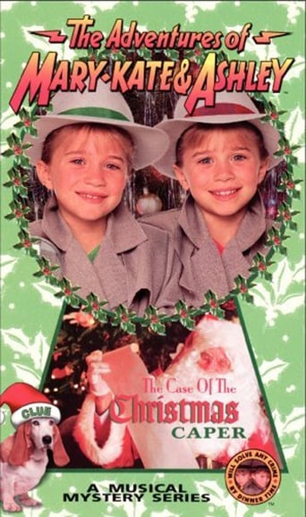 Poster of The Adventures of Mary-Kate & Ashley: The Case of the Christmas Caper
