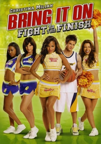 Poster of Bring It On: Fight to the Finish