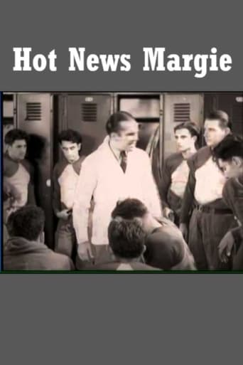 Poster of Hot News Margie