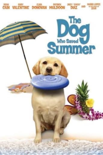 Poster of The Dog Who Saved Summer
