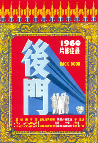 Poster of 後門