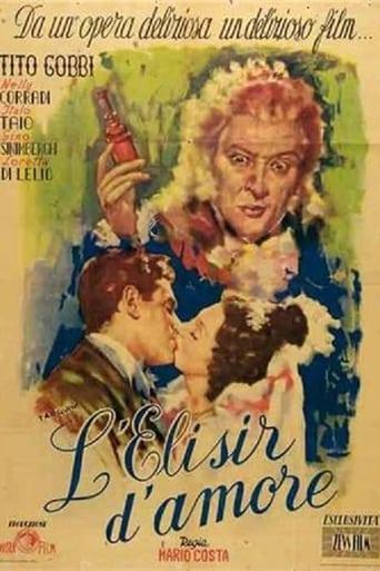 Poster of L'elisir d'amore