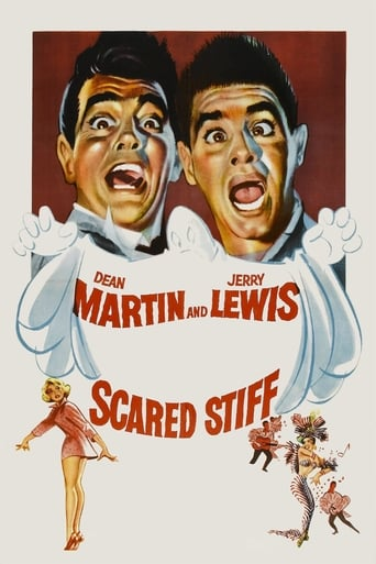 Poster of Scared Stiff