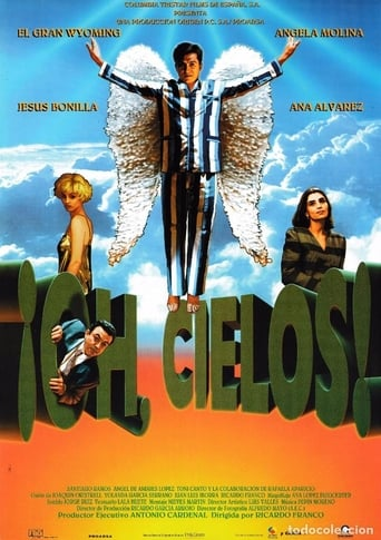 Poster of ¡Oh, cielos!