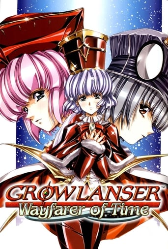 Poster of Growlanser IV: Wayfarer of Time