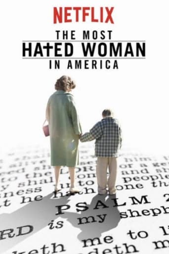 Poster of The Most Hated Woman in America