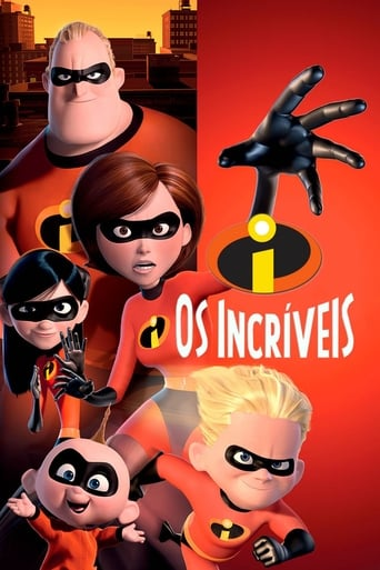 The Incredibles - Os Super Heróis