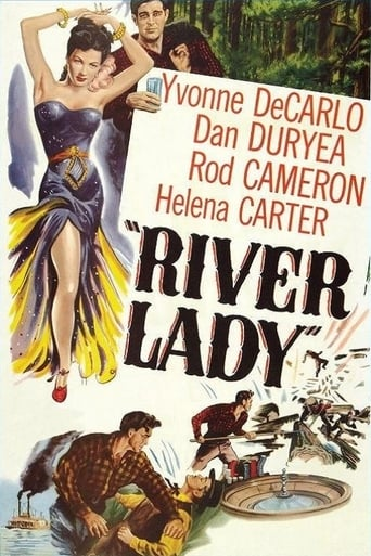 Poster of River Lady