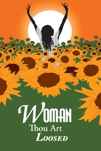 Poster of Woman Thou Art Loosed