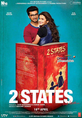 Poster of 2 States