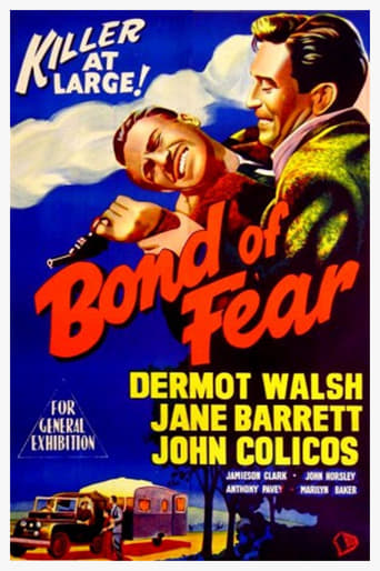 Poster of Bond of Fear