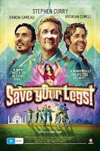 Poster of Save Your Legs!