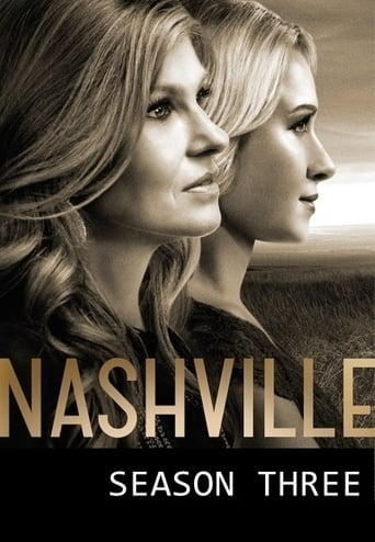 Nashville No Ritmo da Fama 3ª Temporada - Poster
