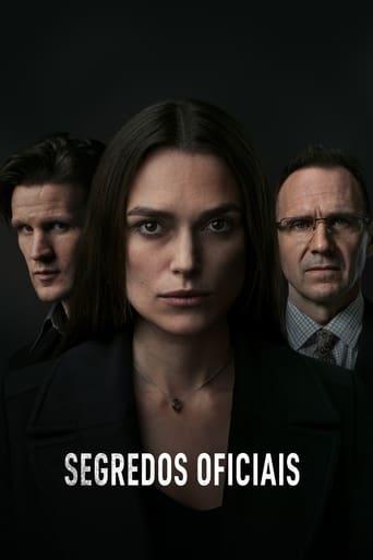Segredos Oficiais - Poster