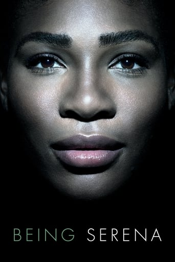 Poster of Being Serena